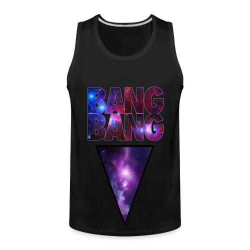 Galaxy Bang Bang - Men's Premium Tank