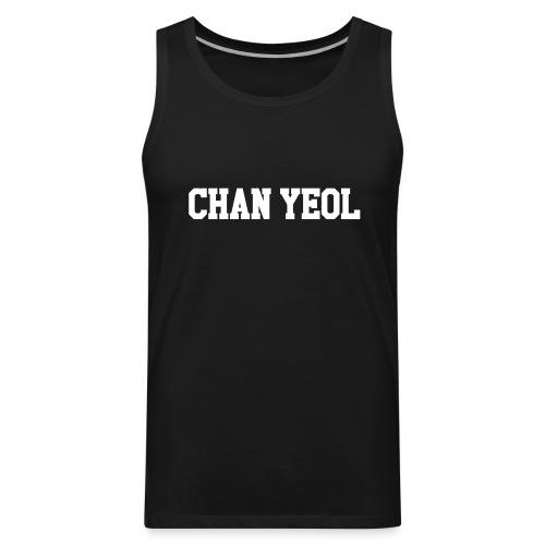 ChanYeol Wolf Team Double Sided - Men's Premium Tank