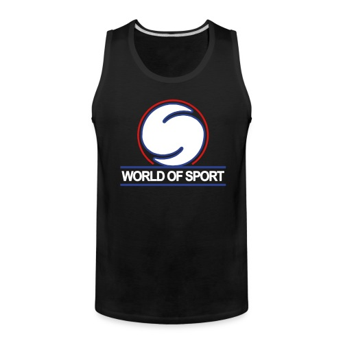 World Of Sport - Men's Premium Tank