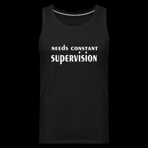 Supervision - Men's Premium Tank
