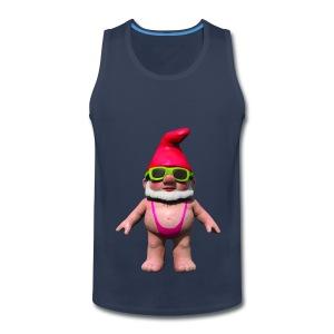 ManKini Adult Men's T-Shirt from Gnomeo and Juliet the Movie - Men's Premium Tank