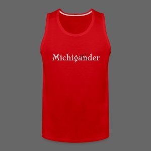 Michigander - Men's Premium Tank