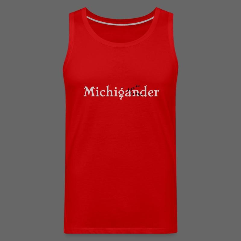 Michigander - Men's Premium Tank