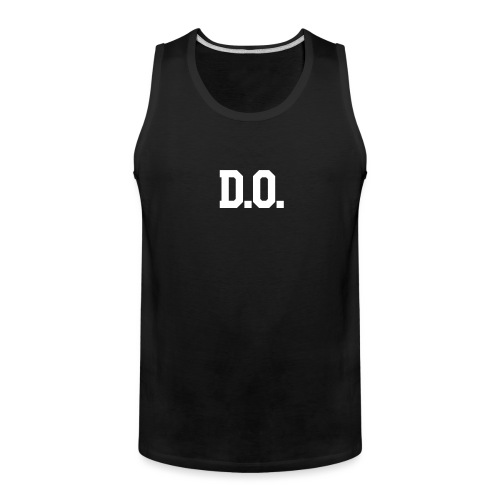D.O. Wolf Team Double Sided - Men's Premium Tank