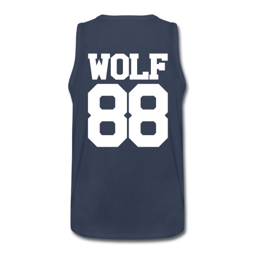 Chen Wolf Team Double Sided - Men's Premium Tank