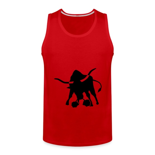 Raging Toro - Men's Premium Tank