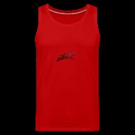 Sportswear ~ Men's Premium Tank ~ Mcsportzhawk Hawk Hooded Sweatshirt