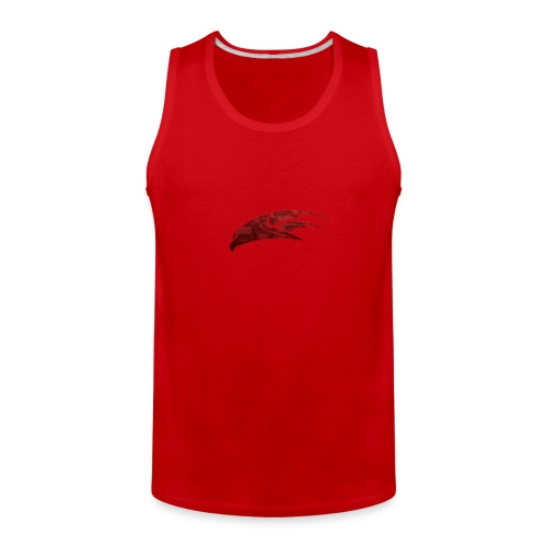 Mcsportzhawk Hawk Hooded Sweatshirt - Men's Premium Tank