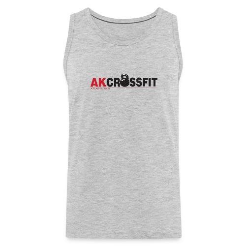 Men's Tank Top - AK CrossFit - Men's Premium Tank