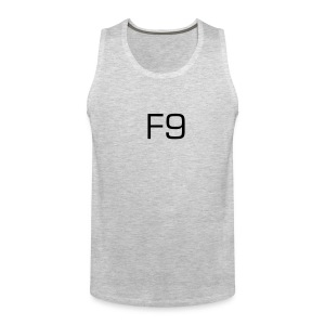 F9 Logo Tank Top - Men's Premium Tank
