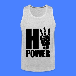 HiiiPower Tank Tops - Men's Premium Tank