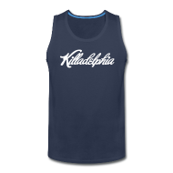 Tank Tops ~ Men's Premium Tank Top ~ Killadelphia Tank