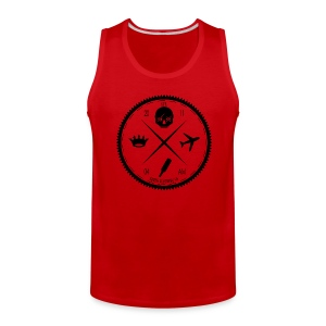 Faded Seal Tank - Men's Premium Tank