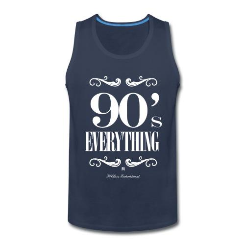 90's Everything - Men's Premium Tank
