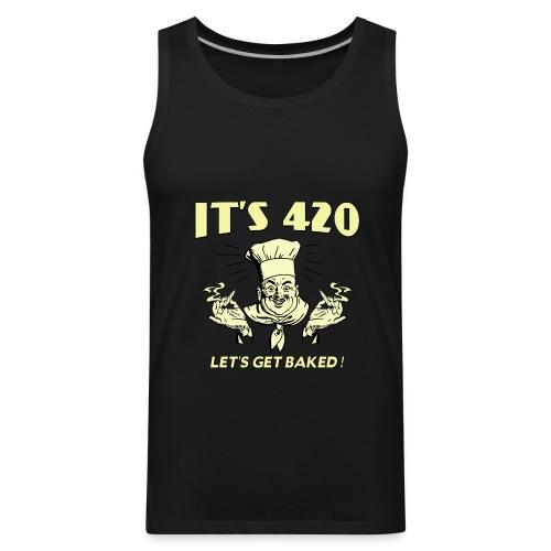 IT'S 420 - Men's Premium Tank