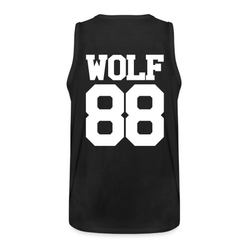 BaekHyun Wolf Team Double Sided - Men's Premium Tank