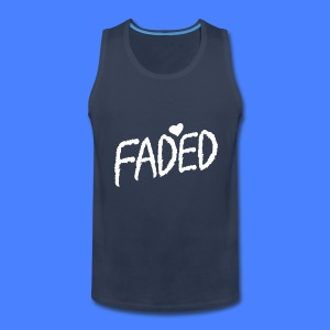 Faded XO Tank Tops - Men's Premium Tank