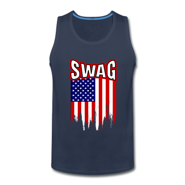 american swag Tank Tops