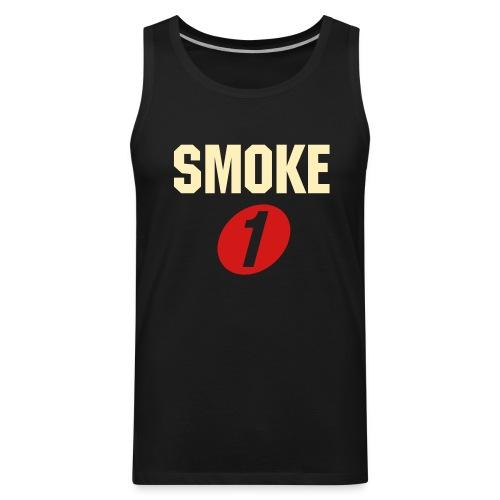 Smoke 1 Men's Tank - Men's Premium Tank