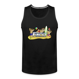 Finest Summer! - Men's Premium Tank
