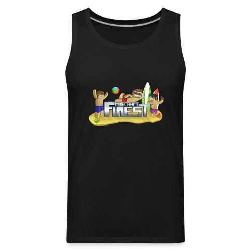 Finest Summer! - Men's Premium Tank