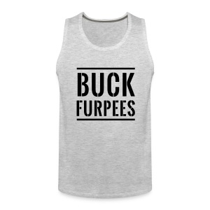 Buck Furpees Tank Tops - Men's Premium Tank