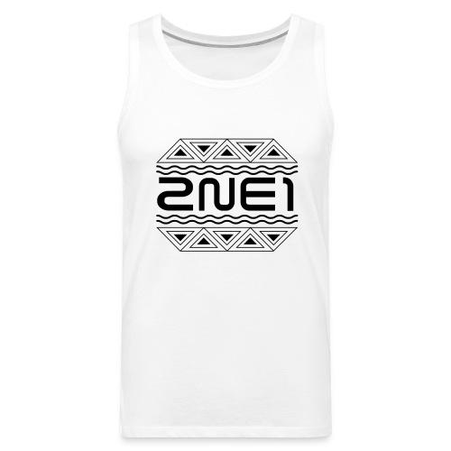 Men's 2NE1 Logo Tank Top - Men's Premium Tank