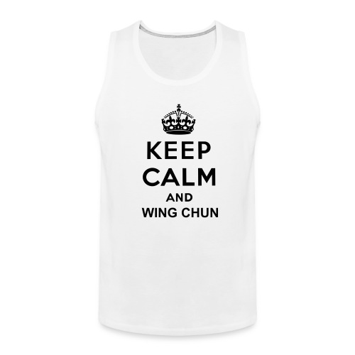 Keep Calm - Men's Premium Tank