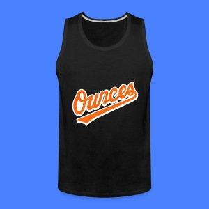 Ounces Tank Tops - Men's Premium Tank