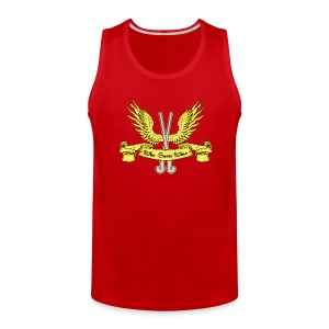 Who Saves Wins Field Hockey Tank - Men's Premium Tank