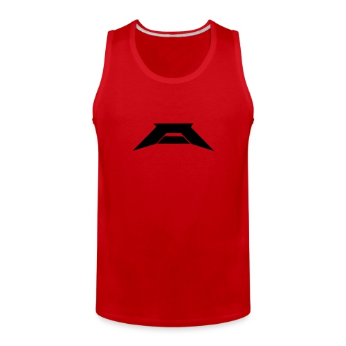 Almighty Tanktop (Black Logo) - Men's Premium Tank