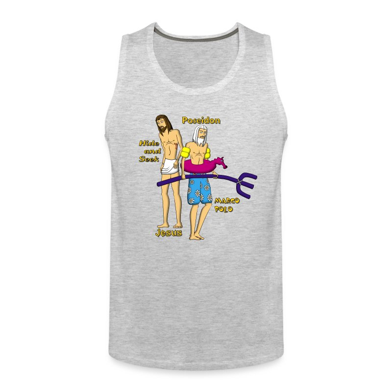 Hide & Seek Marco Polo Tank (men's) - Men's Premium Tank