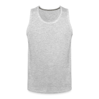 Men's Premium Tank with design