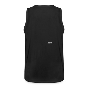 Dark Avenger INC - Men's Muscle Shirt - Black - Men's Premium Tank
