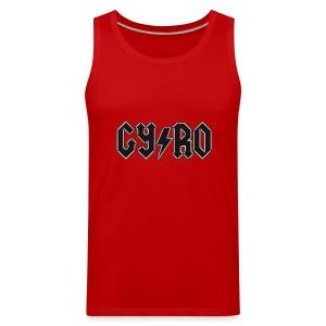 GYRO TANK - Men's Premium Tank