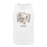 Sportswear ~ Men's Premium Tank ~ Shotwells Oldstyle Light