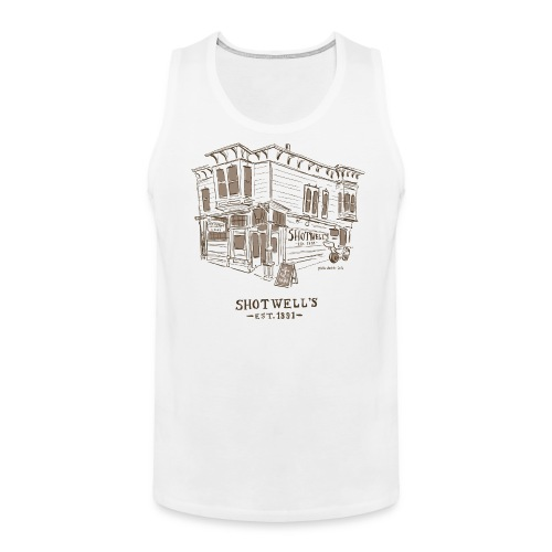 Shotwells Oldstyle Light - Men's Premium Tank