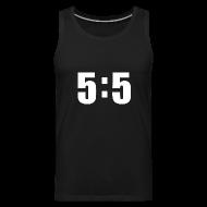 Sportswear ~ Men's Premium Tank ~ 5 to 5 Chill To Pull Ratio Tank Top