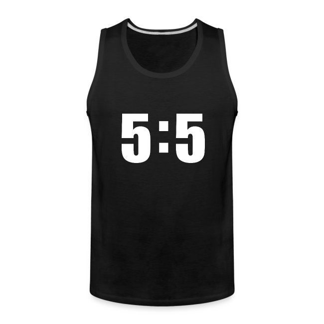 5 to 5 Chill To Pull Ratio Tank Top