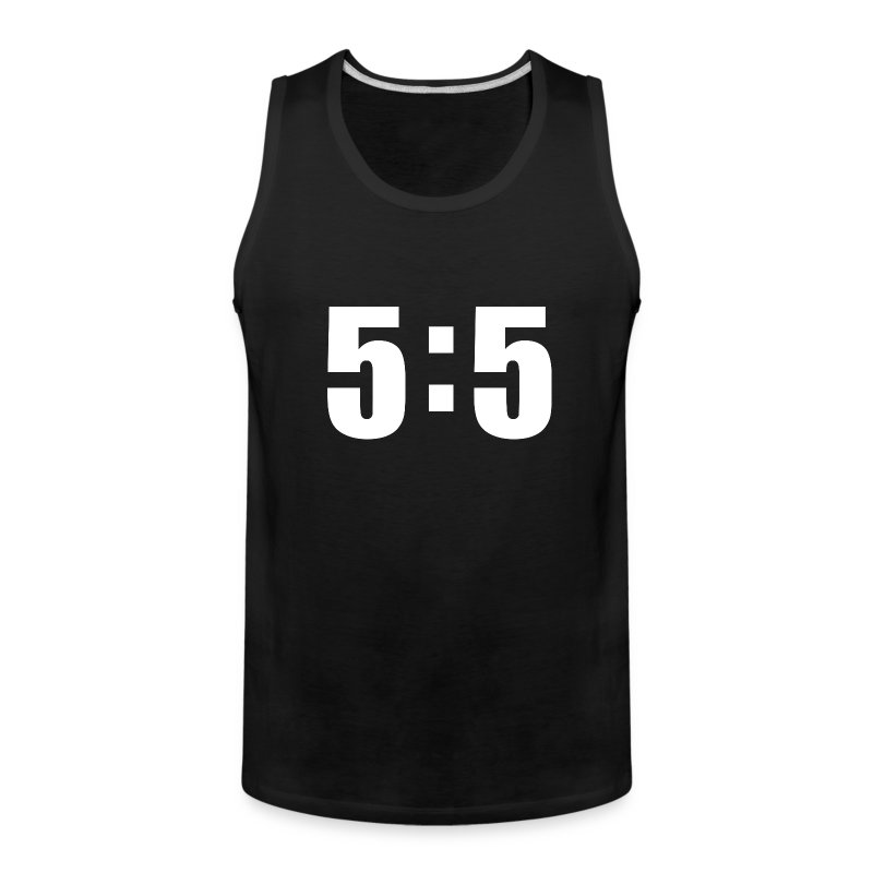5 to 5 Chill To Pull Ratio Tank Top - Men's Premium Tank