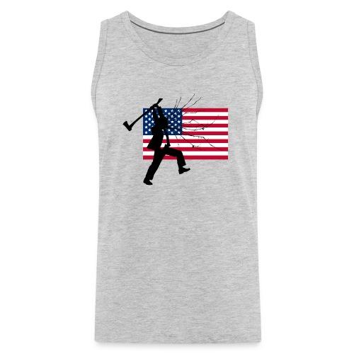 American Psycho - Men's Premium Tank