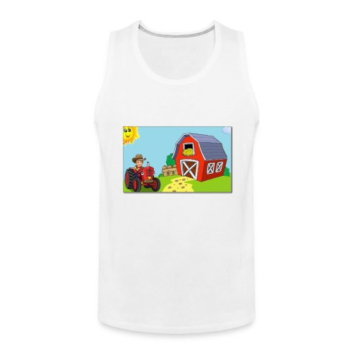 Men's Tank Top Picture - Men's Premium Tank