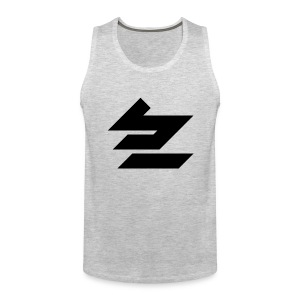 BE Tank - Black logo - Men's Premium Tank