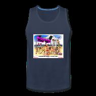 Tank Tops ~ Men's Premium Tank Top ~ Miss Lola's Beach Party 2013!!  Men's Tank