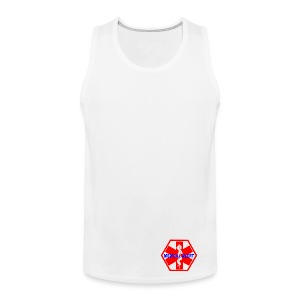 MEDICAL ALERT HEALTH IDENTIFICATION SIGN - Men's Premium Tank