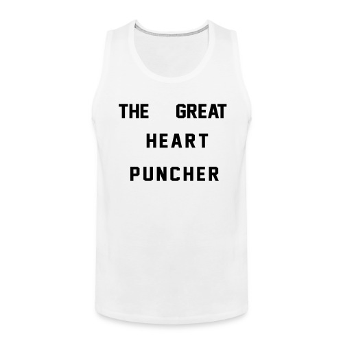 The Great Heart Puncher - Men's Premium Tank
