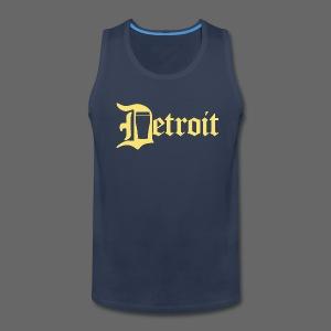 Detroit Pint City - Men's Premium Tank