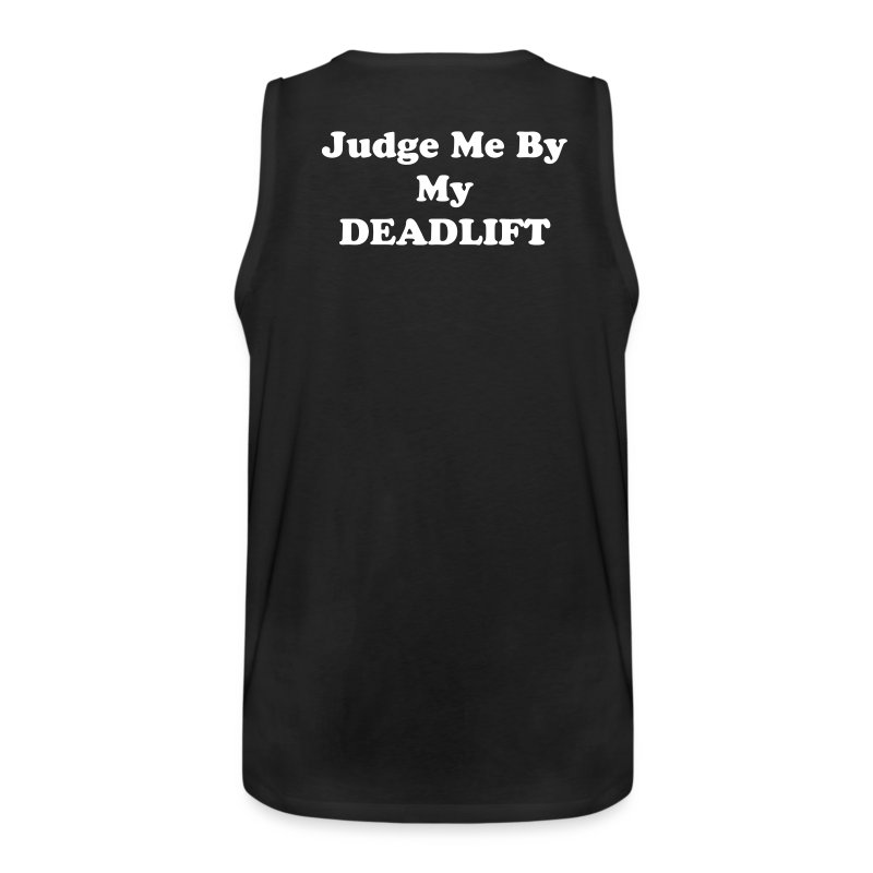 Don't Judge Mens Tank  - Men's Premium Tank