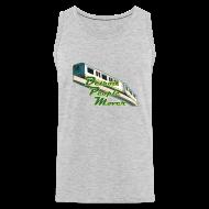 Sportswear ~ Men's Premium Tank ~ Detroit People Mover