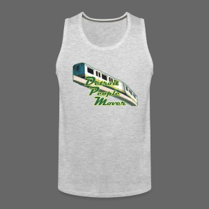 Detroit People Mover - Men's Premium Tank